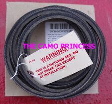 Power Steering Belt Set Waterpump Hummer M998 Hmmwv Military 12339359-15