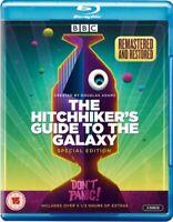 Nuevo The Hitchhikers Guide To The Galaxy - Edición Especial Blu-Ray