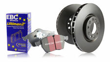 Ebc Front Brake Kit Ultimax Pads & Standard Discs - Pdkf030