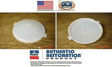 1960 1977 Dodge Chrysler Plymouth Round Interior Dome Lamp Lens New USA