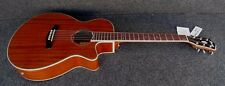 IBANEZ AEG12II-NMH Mahogany Top Acoustic Electric Guitar Fishman Pickup