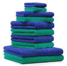 """Lot de 10 serviettes """"Classic"""" - Premium, 2 débarbouillettes, 2 serviettes d'inv"""