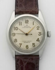 Rolex Oyster Perpetual Chronometer Bubble Back Stainless Steel Ref: 4392