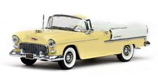 Vitesse 36297 1955 Chevrolet Bel Air Convertible cosecha oro 1/43 Scale T 48 Post