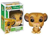 Funko POP! Disney: The Lion King Simba Action Figure