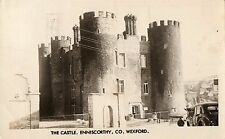 THE CASTLE ENNISCORTHY CO. WEXFORD IRELAND RP IRISH POSTCARD by PADRAIG KENNELLY