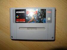 Jeux vidéo Castlevania pour Nintendo SNES