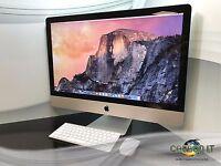 "Cheap Apple iMac A1312 27"" Quad C2D 8GB Ram 1TB 6 Months Warranty Refurbished"
