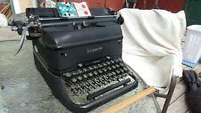 Rare L C Smith Corona Super Speed Manual Typewriter Working Antique Movie Prop