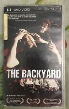 The Backyard Sony Playstation PSP UMD Movie