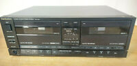 Technics RS-X301 Stereo Double Twin Cassette Deck Audio Hi-Fi Separate Dolby B/C