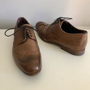 Ted Baker London Men's Brown Oxford shoes Sz 42 US 9 Camyli