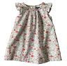 BABY GAP Floral Dress Sundress Girls SIZE 6 9 12 Month Red Blue Gray BabyGap EUC
