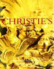 CHRISTIE'S IMPORTANT SILVER, ICONS & RUSSIAN WORKS +