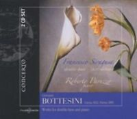 Giovanni Bottesini (2CD), Giovanni Bottesini, Audio CD, New, FREE & FAST Deliver