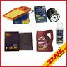 Inspektionspaket SCT Aktivkohle VW Golf 4 1.4 16V & 1.6 16V (55/77kW) +MOTORÖL