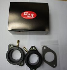 YAMAHA XS 250 (Fr Disc) 1979-1980 MANIFOLD RUBBERS CARB  TO HEAD RUBBERS