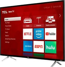 TCL 32-Inch  720p HD Roku Smart TV w/ Dual-Band Wi-Fi