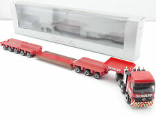 Herpa MB 4157 Spedition Scholpp Tiefladetransporter Exclusiv OVP 1608-23-45