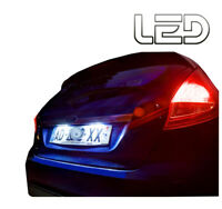 FORD MONDEO MK4 2 Ampoules LED Blanc Plaque d'immatriculation anti erreur canbus