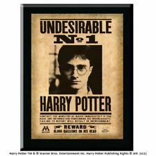 Harry Potter Undesirable Plaque : Noble Collection - New