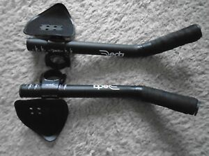 Ttt Ahero Tri Barra Manillar de Bicicleta Juego 42cm NOS