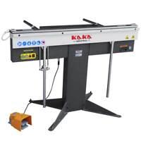KAKAIND EB-5216 52-Inch Magnetic Sheet Metal Box and Pan Brake, 16 Mild Steel