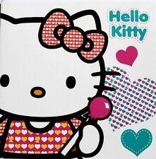 Hello Kitty blank card, Birthday, say thank you, good luck, congratulations etc