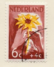 Netherlands 1948-49 Early Issue Fine Used 6c. NW-11736