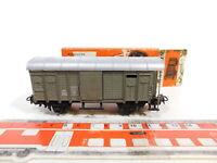 BZ966-0,5# Märklin H0/AC 4605 (312/1) Güterwagen grau SBB-CFF, sehr gut+OVP