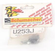 Schumacher U253J Servo Mounts Lay Down A12S