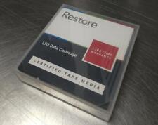 Sony LTO4 tape refurbished certified 100% Lifetime Warranty