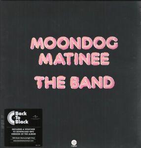 BAND Moondog Matinee LP VINYL Europe Capitol 2015 10 Track Still Sealed With