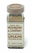 Trade Joe's Umami Seasoning Blend (2.1 oz, 60g) ,Pack of 1