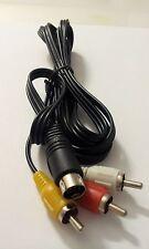 Cable Av Sega Megadrive/Sega Genesis 2-3 New / New - 4
