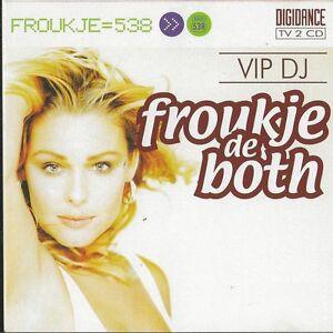 Froukje De Both cd + cd-Rom - froukje 538,  dj tiesto, Lasgo, Oakenfold