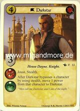 A game of thrones LCG - 1x Darkstar #012 - tourney for the Hand