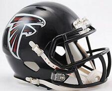 Atlanta Falcons Riddell NFL Team Revolution SPEED Mini Helmet 6-Pack Case
