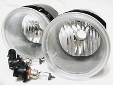 Driving Fog Light Lamp w/2 Light bulb One Pair For 2005 300C 2005 2006 300 SRT8