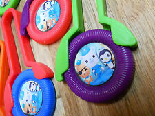 12 Disk SHooters~ OCTONAUTS themed birthday party favor treat, award, kids toy