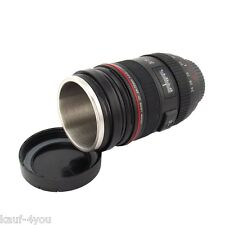 Thermotasse Thermobecher 24 - 70 mm Kaffeebecher Objektiv Becher Tasse