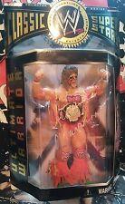 Ultimate Warrior Autographed WWE Figure! RARE! COA