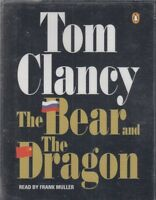 Tom Clancy The Bear And Dragon 4 Cassette Audio Book NEW* Abridged Jack Ryan