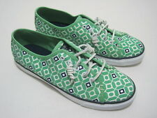 NEW Sperry Top-Sider Canvas Casual Lace Up Sneakers Boat Shoes Women's 10 M