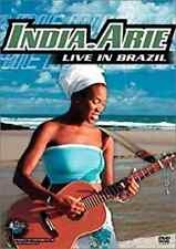India Aire - Live In Brazil - New factory Sealed DVD
