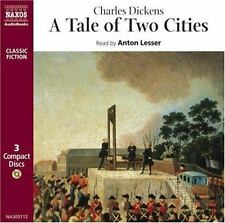 A TALE OF TWO CITIES NEW CD/SPOKEN WORD AUDIO BOOK