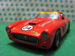 Vintage - Ferrari 250 Gt - 1/25 Hot Wheels Mattel - Made IN Italy 1984