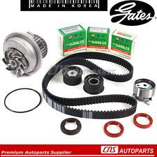 Fits 99-08 Suzuki Forenza Reno Optra Nubira Gates HTD Timing Belt Kit Water Pump