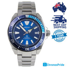SEIKO Prospex SAMURAI BLUE LAGOON SRPB09 SRPB09J Automatic Divers JAPAN Watch