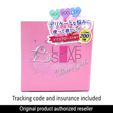TOKYO LOVE SOAP Pure Girls - Body Whitening Soap, with Tracking Code